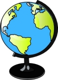 Geography clipart globe Illustrations Art Globe Graphics Pictures