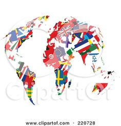 Geography clipart international Back Know Where Free Illustration