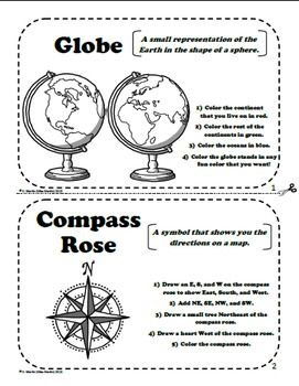 Geography clipart map skill Maps Skills A and Teaching