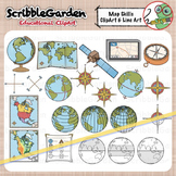 Geography clipart map skill Skills ScribbleGarden Geography Teachers Map