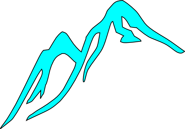 Geography clipart mountain peak Clipart top Mountain Free collection