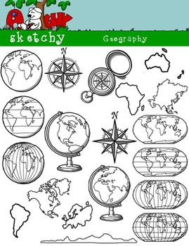 Geography clipart school related #5