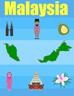 Geography clipart school resource Its Malaysia Teaching Australia's and
