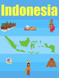 Geography clipart school resource Neighbours Indonesia Resources Australia's Its