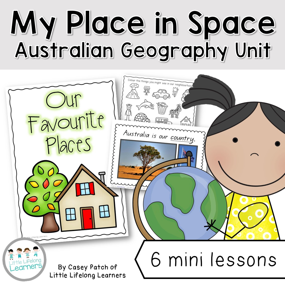 Geography clipart school resource  in My and Space