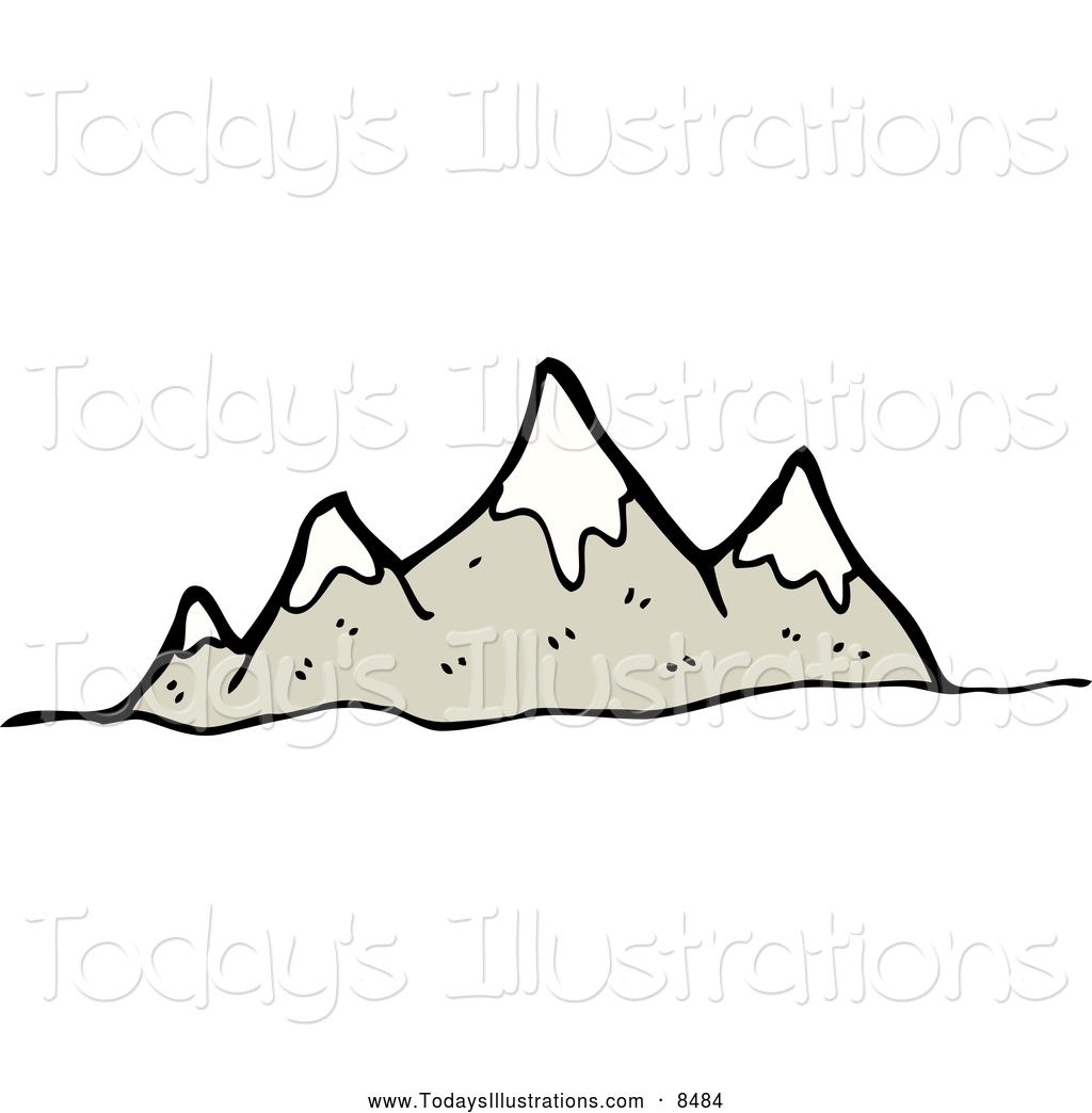 Geography clipart snowy mountain Clipart Clip Images Clipart Panda