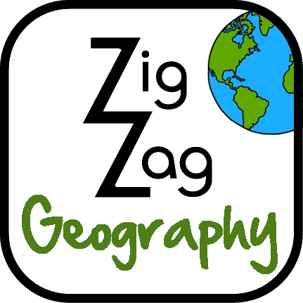 Geography clipart teaching material Geography! to ZigZag Geography Teaching