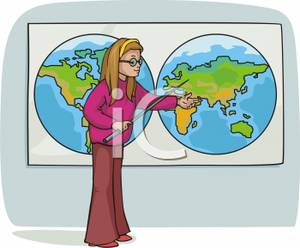Geography clipart teaching material The Image: Image: A Free
