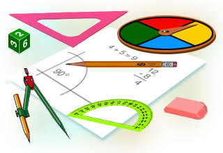 Geometry clipart vector Clip Clipart Free Geometry Clipart