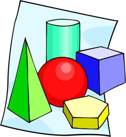 Geometry clipart advanced mathematics Best more Pin this Shapes
