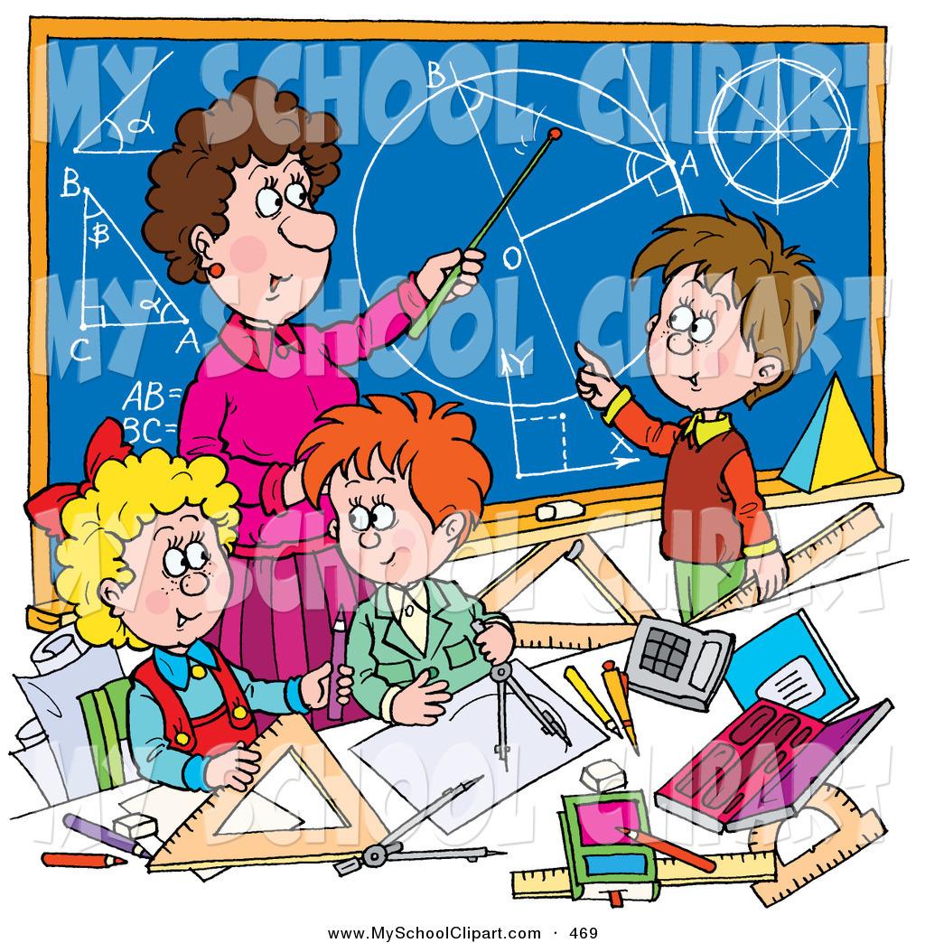 Geometry clipart advanced mathematics Female School Teacher Advanced Teaching