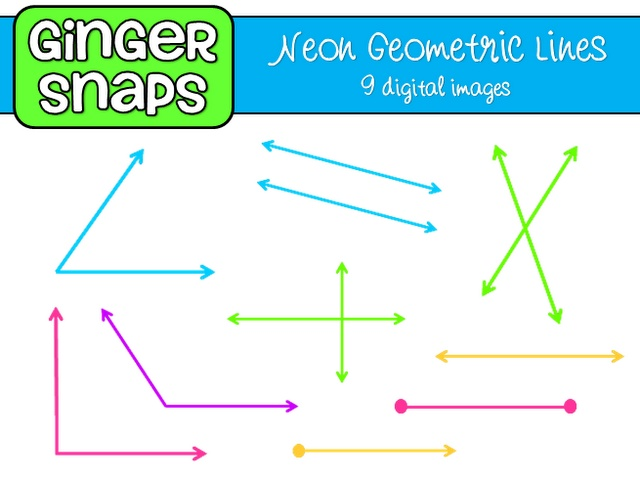 Geometry clipart angles  Obtuse Angles Clipart Lines