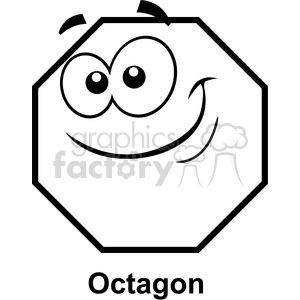 Octigons clipart object Graphics math geometry art graphics
