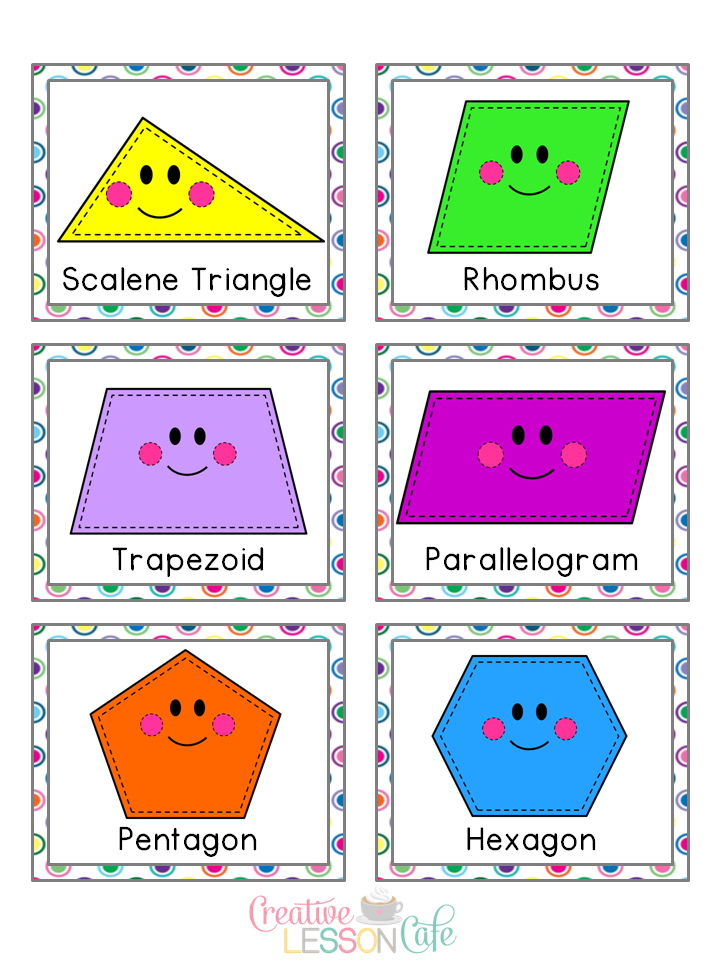 Geometry clipart cute shape Art  Free Download Clip