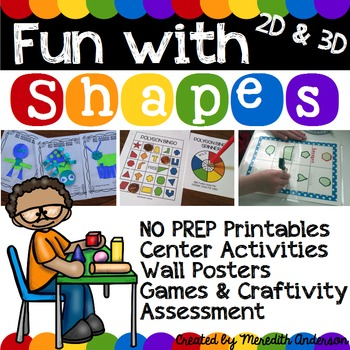 Geometry clipart first grade Fun Geometry Anderson Grade with
