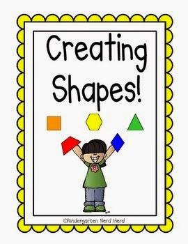 Geometry clipart first grade Tidbits: Mrs  Tidbits: Geometry