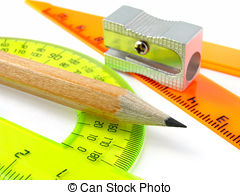 Geometry clipart geometry set Set and protractor Geometry and
