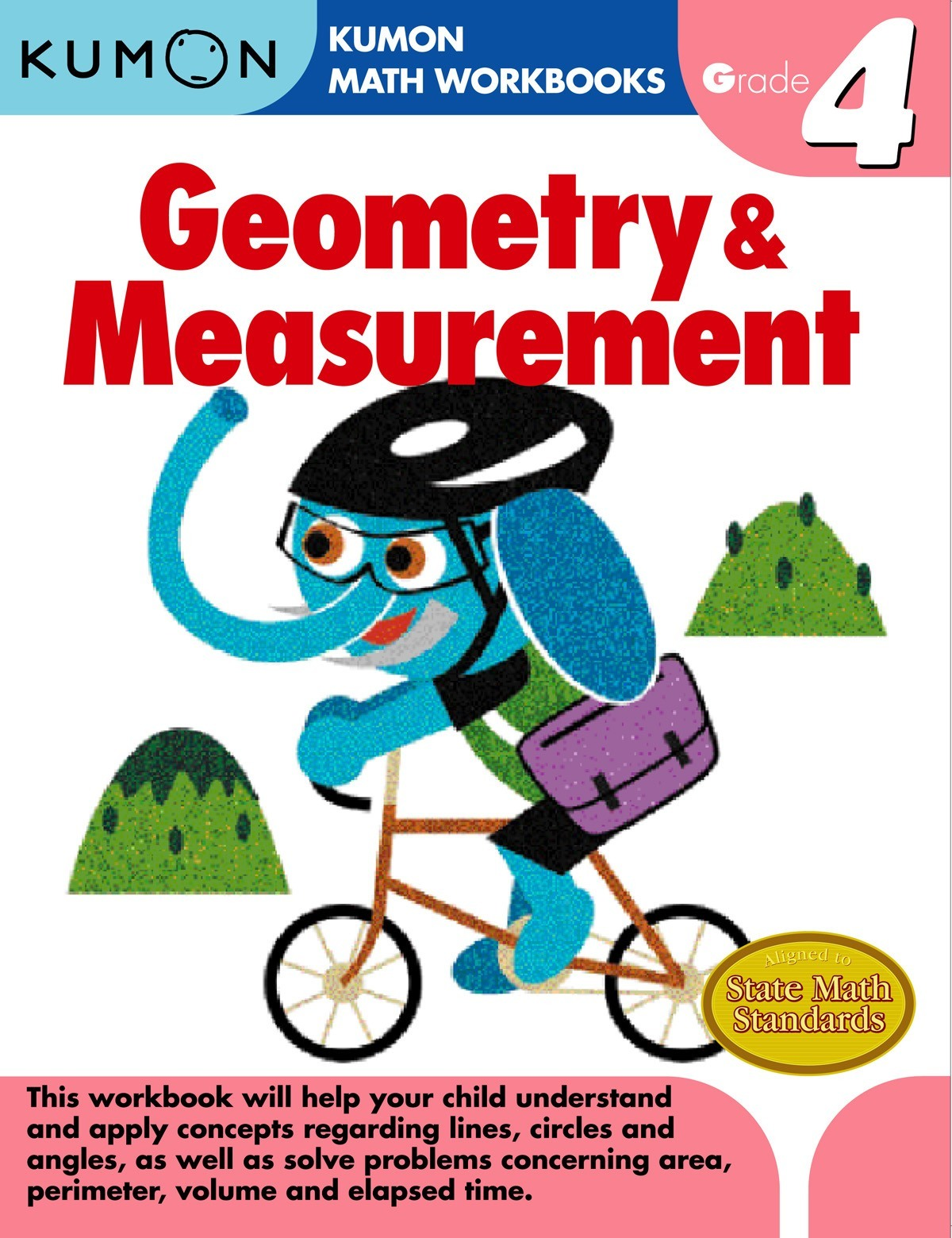 Geometry clipart math book Publishing Grade Workbooks Measurement Kumon