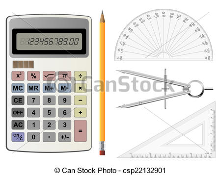 Geometry clipart math equipment Geometry compass  Geometry and