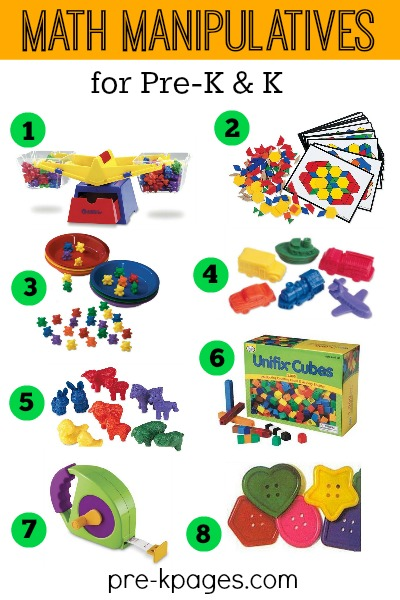 Cube clipart math counters Kindergarten Tools hands sense Math