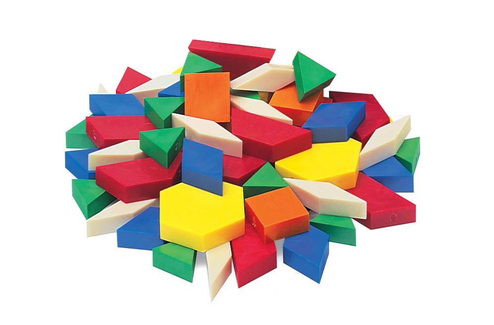 Shapes clipart math manipulative #2