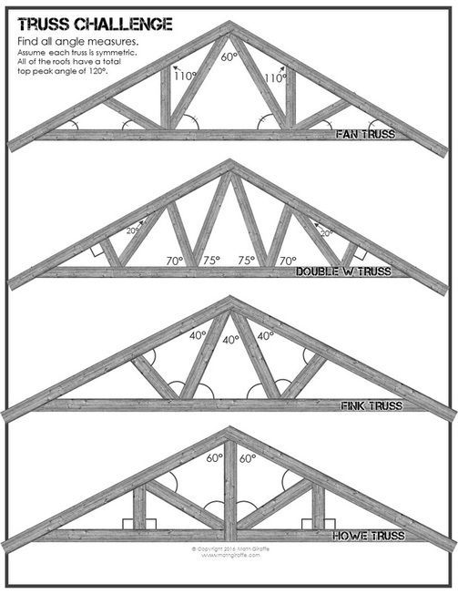 Geometry clipart math quiz On angles worksheet to or