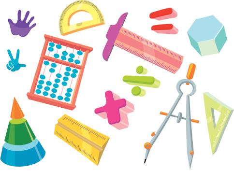 Geometry clipart mathematical instrument : vector Teacher Great clipart