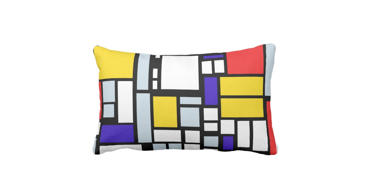 Geometry clipart primary color Pattern Pillow Throw Color Geometric