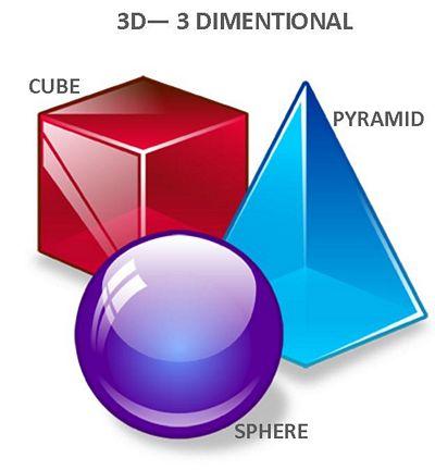 Geometry clipart solid figure 2D Basic 2D design