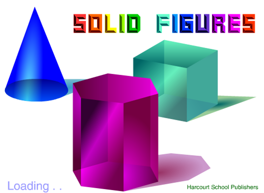 Geometry clipart solid figure Of Solid com/activity/solid_figures/ their Math