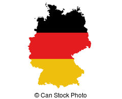 German clipart Map 31 Germany Germany 777