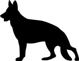 German Shepherd clipart Ideas Store! I'm this Pinterest