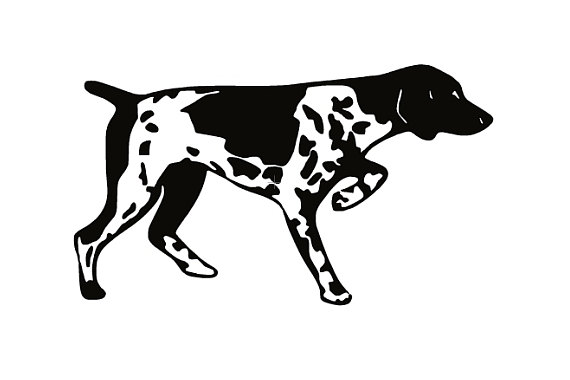 German Shorthaired Pointer clipart German svg Shorthaired Download German