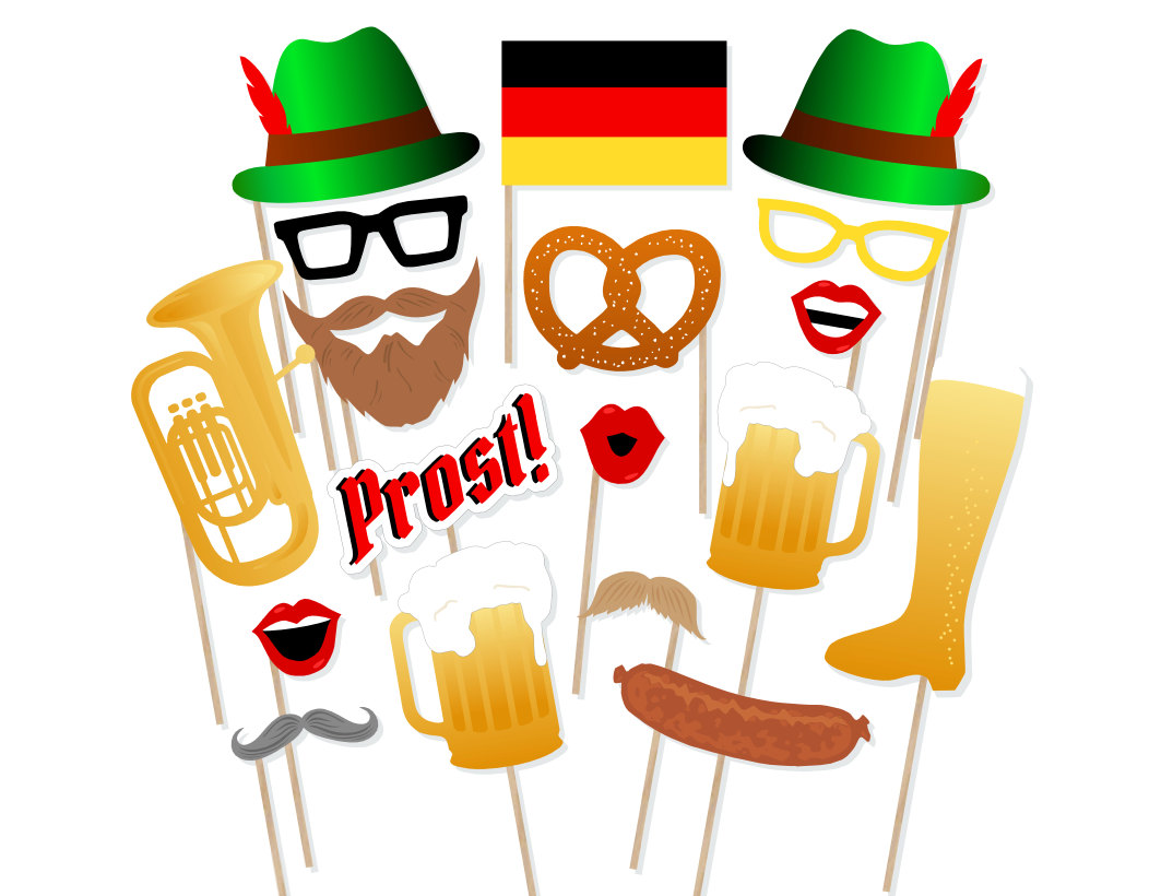 Coture clipart german Oktoberfest Props German German Photo