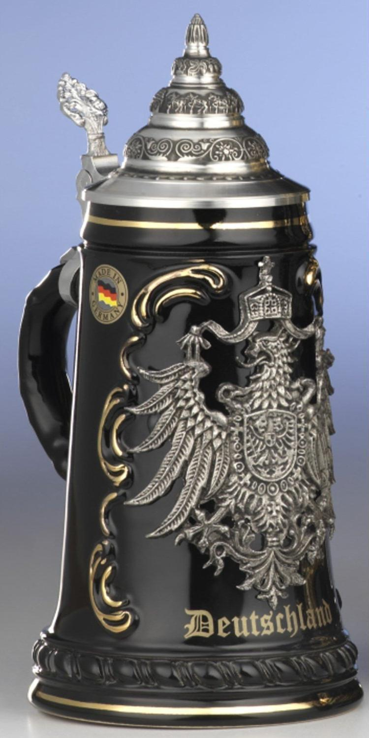 Germany clipart german beer stein With Beer with Eagle tin