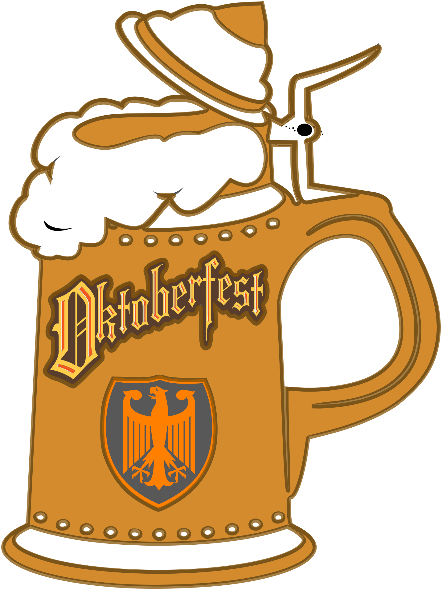 Germany clipart german beer stein Clipart Clipart Pie Clipart Savoronmorehead