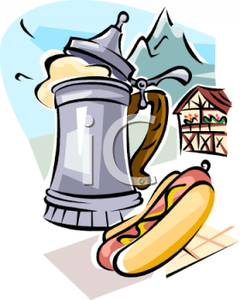 Germany clipart german beer stein Clipart & beer German Vectors