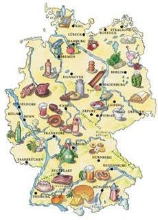 Germany clipart german food Region! by German  foods