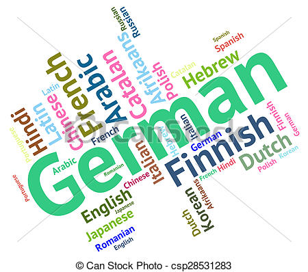 Germany clipart german language Language German Download Art –