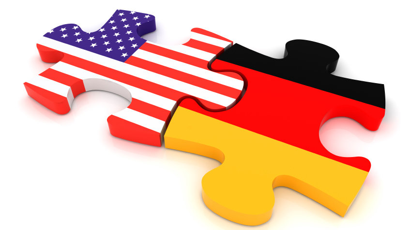 Germany clipart german language American Germany Germany Parallels American