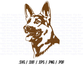 Germany clipart german shepherd puppy Art Animal German German File