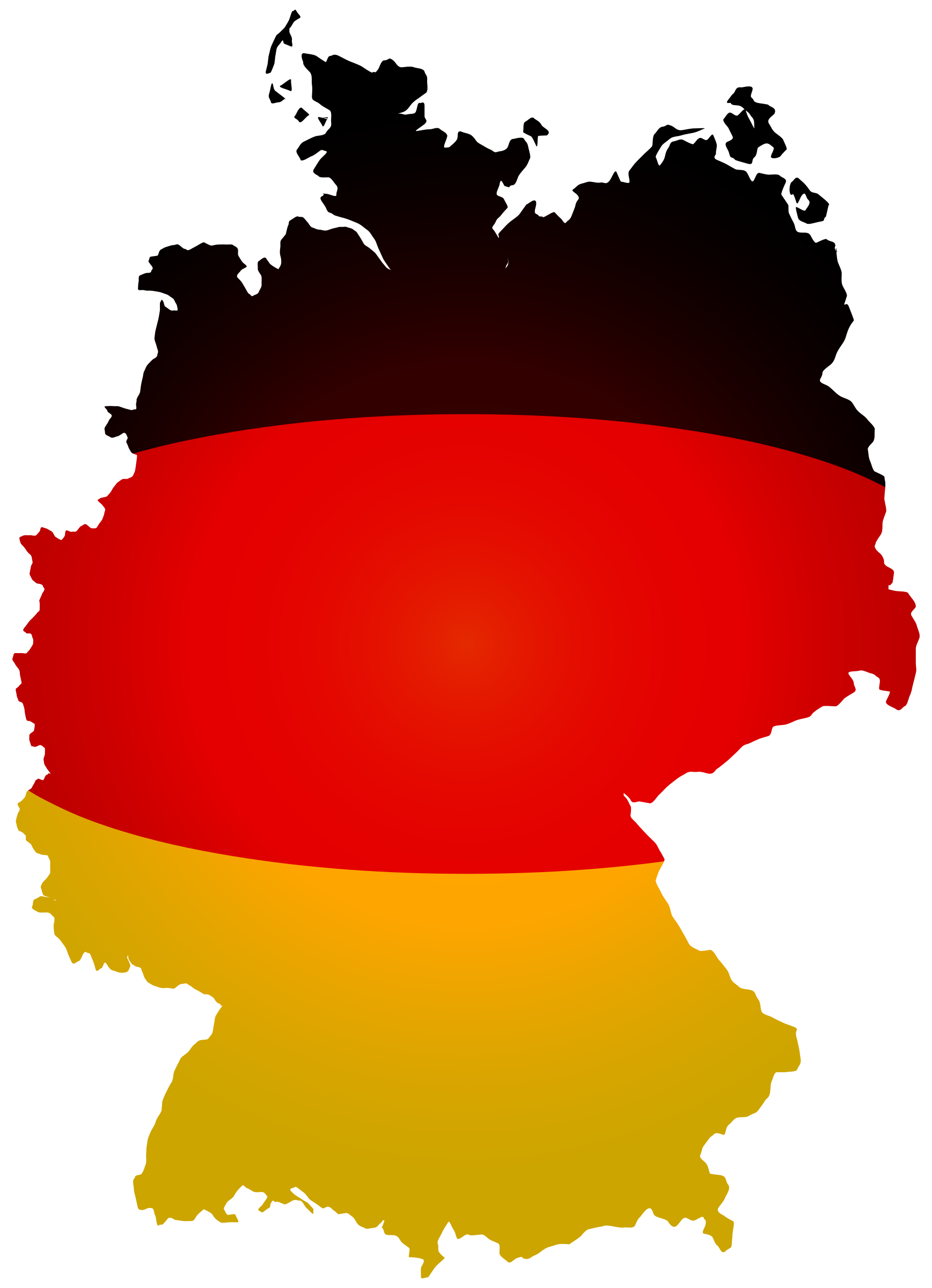 Germany clipart germany Flag Map Germany Clipart Flag