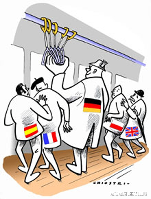 Germany clipart stereotype German Stereotypes National Stereotypes are