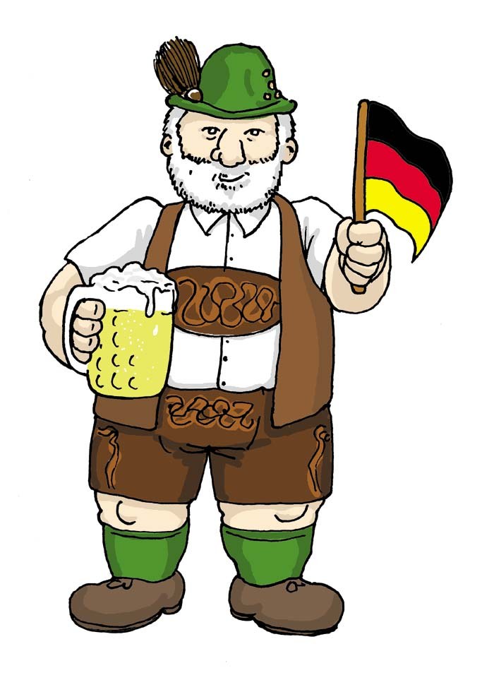 Germany clipart stereotype A German Stereotypes Bavarian? typical