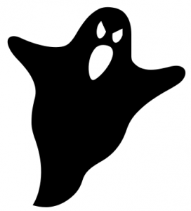 Ghost clipart Art Mean Ghost 6 Clip