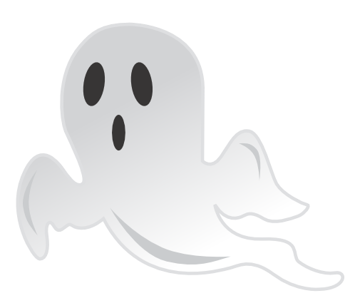 Ghostly clipart simple Free Clip Clip Art Simple