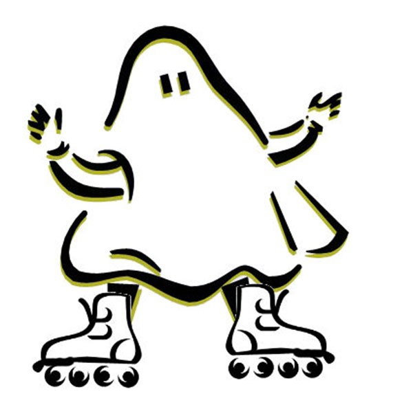 Ghostly clipart costume contest Rink Event Halloween Costume for