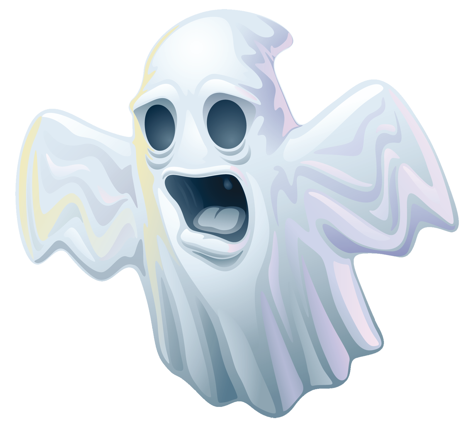 Ghostly clipart creepy High Creepy  Gallery size