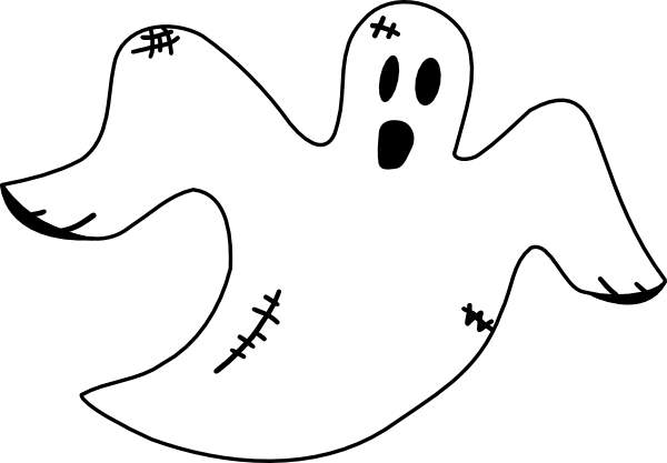 Ghostly clipart kid Clipart Kids Images Panda Ghost