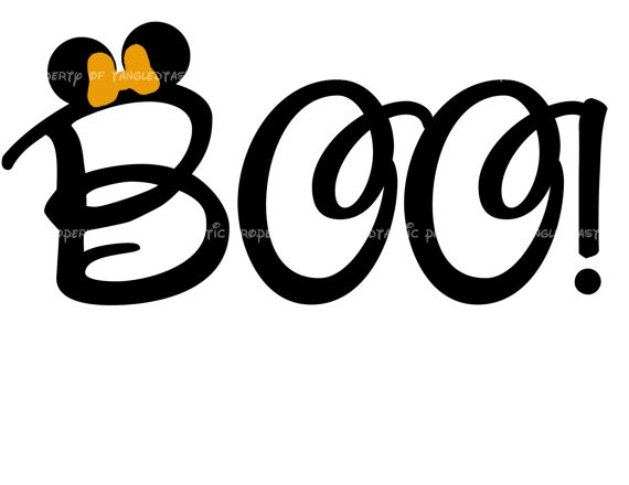 Ghostly clipart mickey Mickey Boo best Family 00